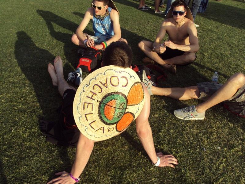 Coachella Fest 2010 – Day1