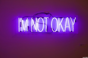 """I'm Not Okay"" by Carlos Rolon (in collaboration with Mila Rolon)"